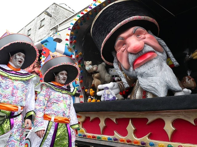 EU-Kommission wirft Karneval in Aalst Antisemitismus vor