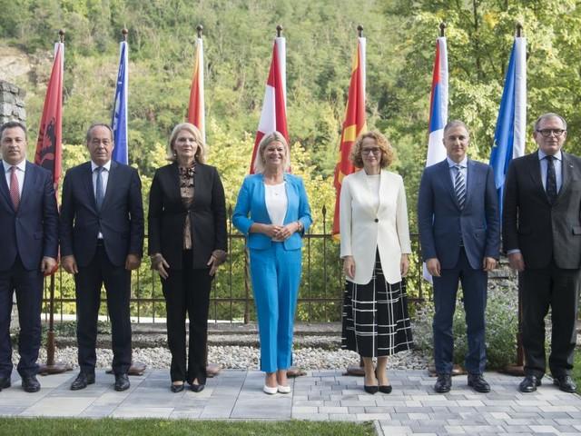 Treffen in der Wachau: Österreich verstärkt Kooperation mit Westbalkan