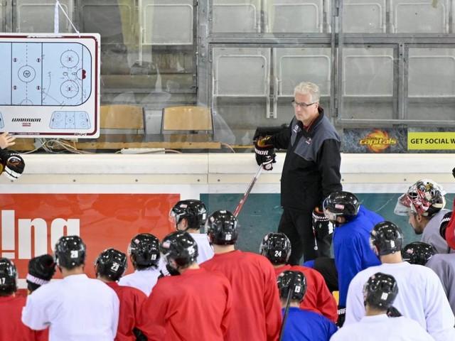 Eishockey: Österreich holt sich den Feinschliff für Bratislava