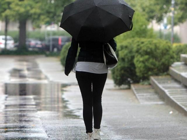 Wetter in Deutschland: Regnerische Woche mit Gewitter-Potenzial