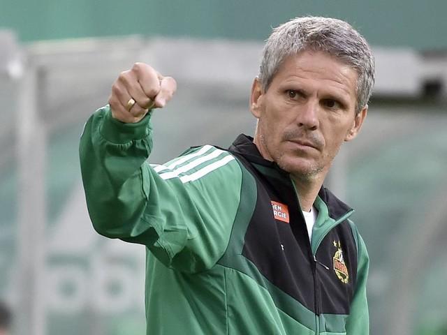 """Rapid-Trainer Kühbauer: """"Ich habe noch keinen Spieler angelogen"""""""