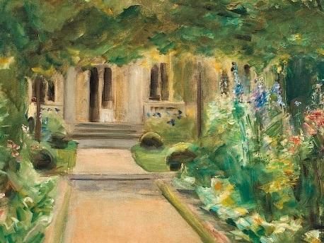 Wannsee-Garten des Künstlers Max Liebermann