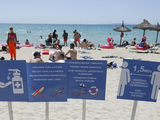 Corona-Newsblog: Bundesregierung stuft ganz Spanien als Risikogebiet ein