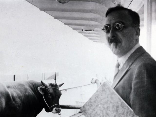 Weltbürger und Vordenker Europas: Stefan Zweig im Literaturmuseum
