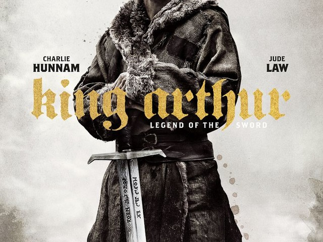 King Arthur: Legend of the Sword Kinokarten Gewinnspiel