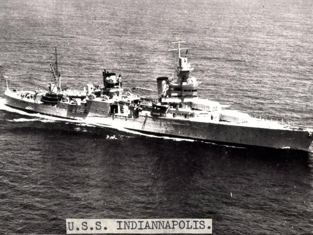 """Wrack der """"USS Indianapolis"""" gefunden: Forscher machen nach 72 Jahren sensationelle Entdeckung"""