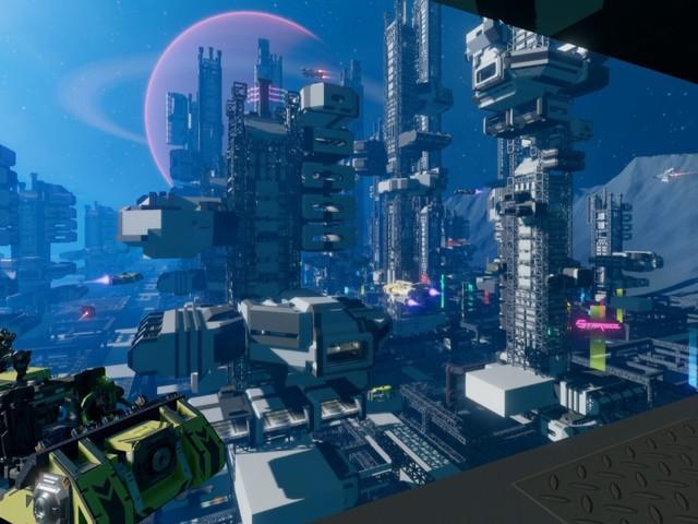Starbase: Weltraum-Baukasten-MMO startet in den Early Access