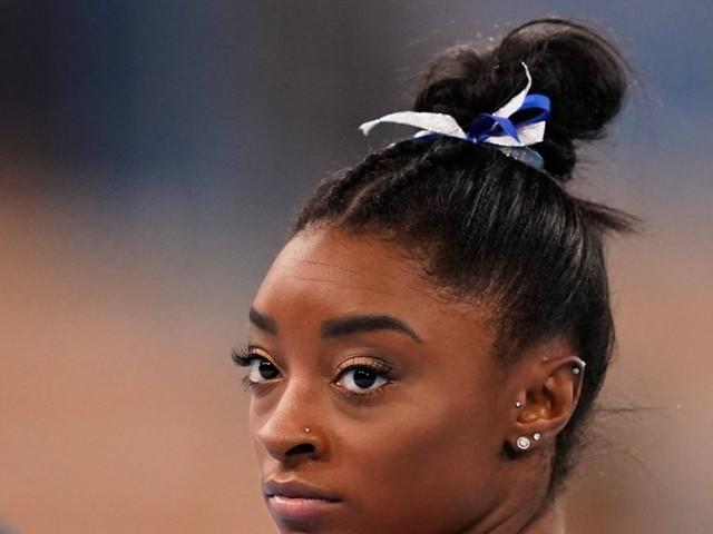 Simone Biles: Olympia-Star ist zurück - und holt gleich eine Medaille