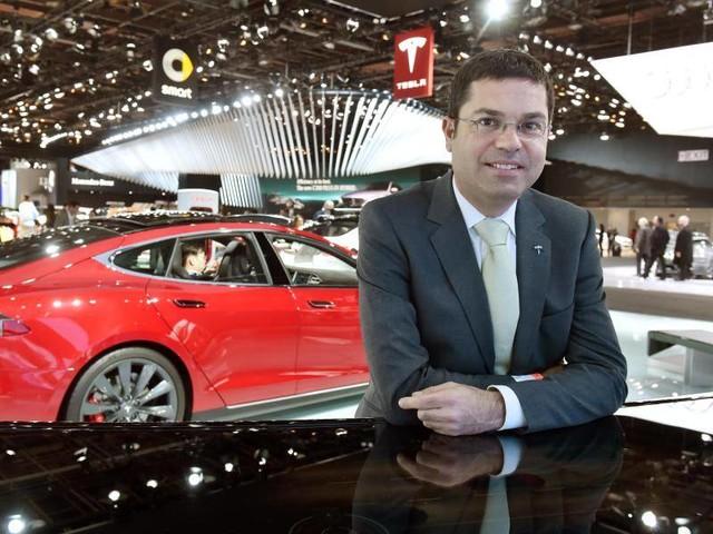 Personalien: Top-Manager Guillen verlässt Tesla