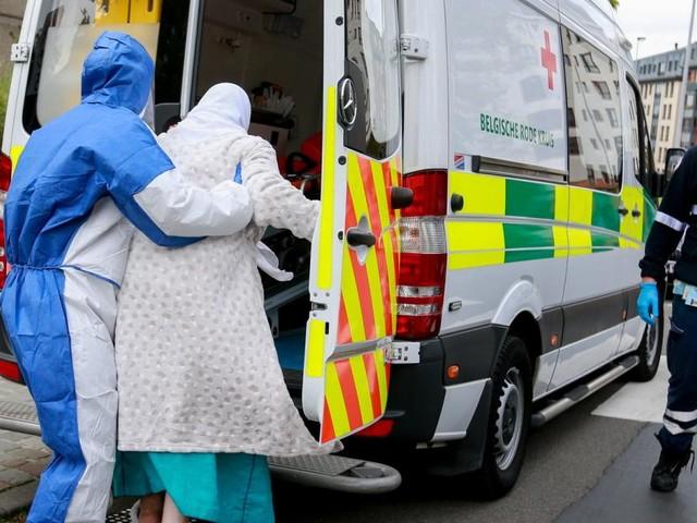 Belgien: Infizierte Ärzte arbeiten in Spitälern