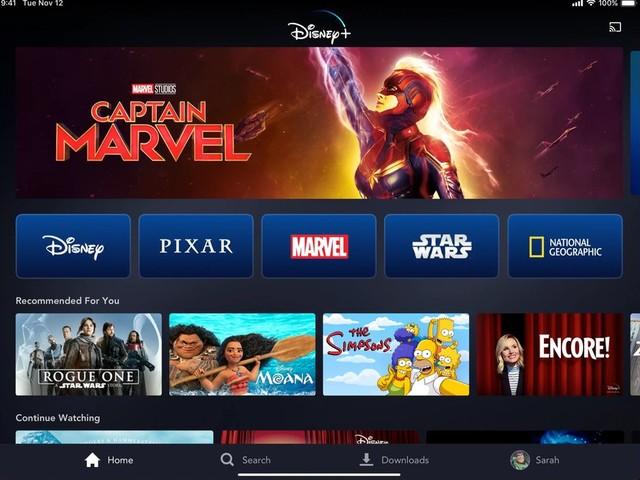 Neue Serien bei Disney+: Es startet nicht nur WandaVision