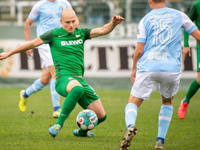 Favorit BSG Chemie Leipzig muss gegen Rathenow das Spiel machen