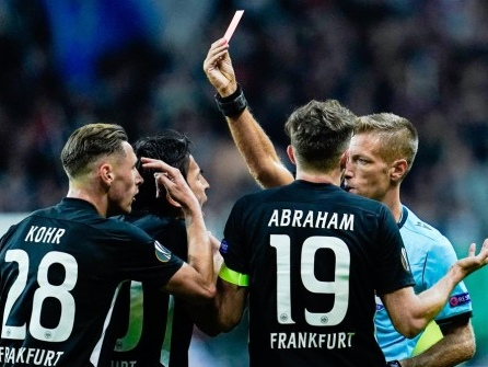 Dämpfer gegen Arsenal: Eintracht verliert zum Europa-Auftakt