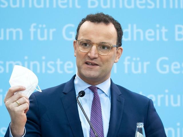 EU-Warnung vor Corona-Masken des Gesundheitsministeriums