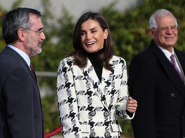 Royaler Style-Check : Warum Königin Letizia mit diesem Look einen Volltreffer landete