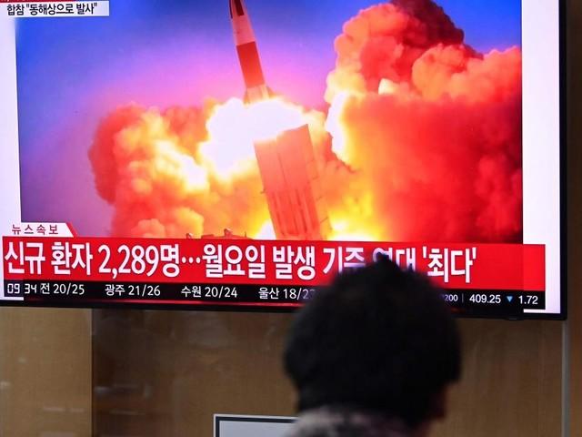 Nordkorea feuerte laut südkoreanischen Angaben Kurzstreckenrakete ab