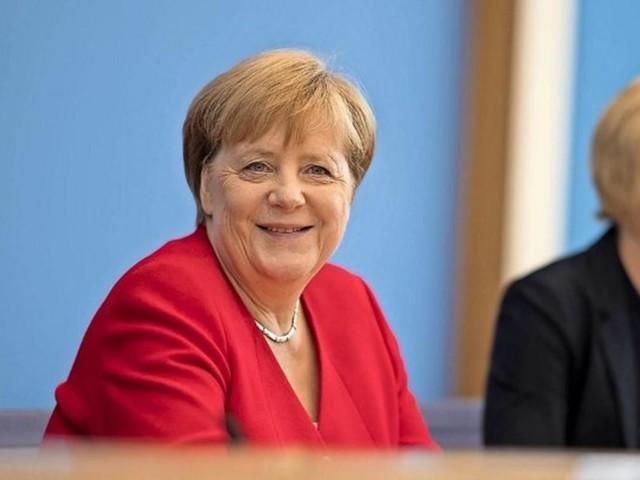 Angela Merkel: Befreit in die Ferien – und auf Distanz zu Trump
