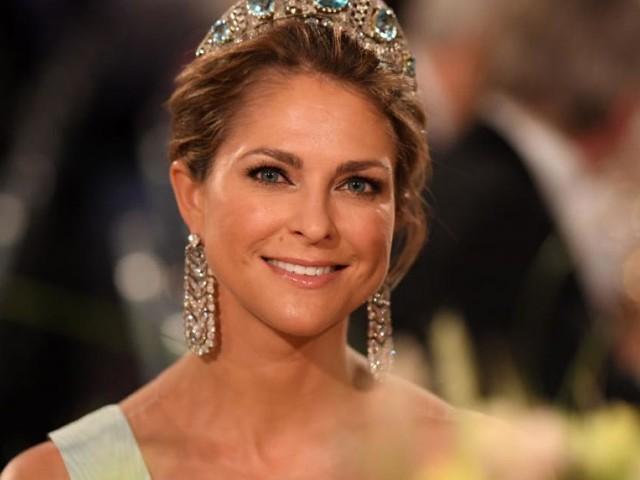 Prinzessin Madeleine nach eineinhalb Jahren wieder in Schweden