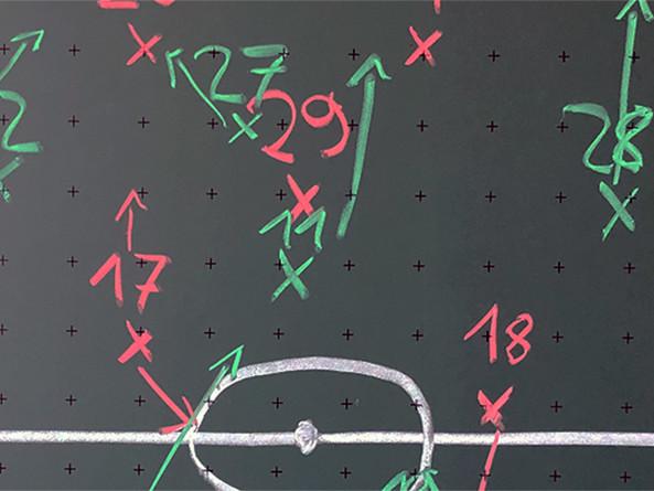 Punkt gegen die Dominanz geholt – Analyse zu #HSVFCN #FCN