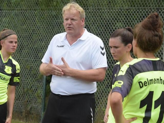 Jahns Cheftrainer Jörg Beese widmet Punkt den Fans des FC Pauli