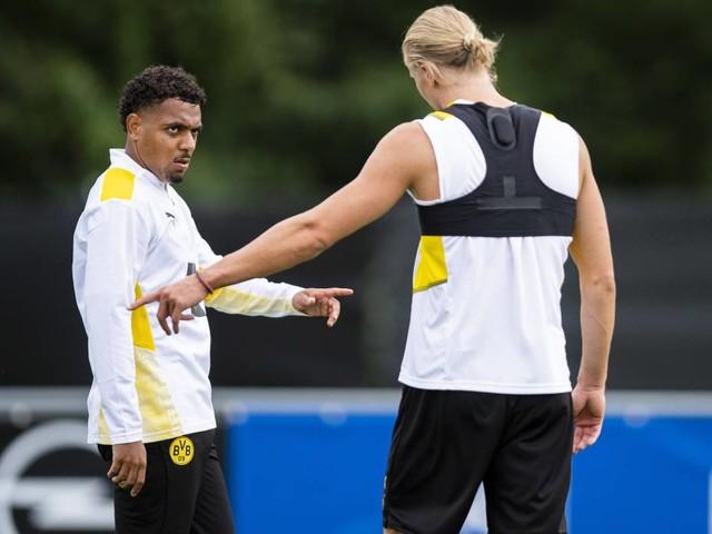 Bundesliga: Fünfjahresvertrag: BVB verpflichtet Malen als Sancho-Ersatz