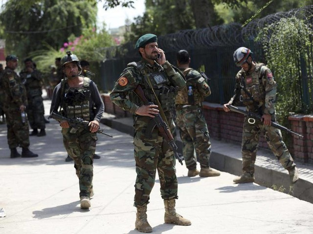 Viele Tote und Verletzte: IS-Kämpfer stürmen Gefängnis in Afghanistan