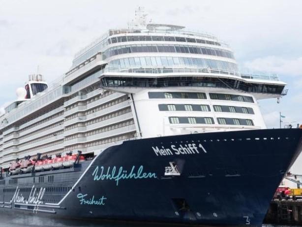 """Schifffahrt: Tui startet mit """"Mein Schiff 1"""" in deutsche Kreuzfahrtsaison"""