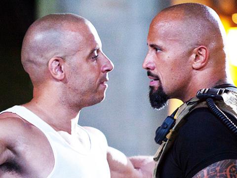 Fast & Furious: Die Ursache für Vin Diesels und Dwayne Johnsons Streit