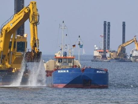 Naturschützer scheitern vor Verfassungsgericht: Ostsee-Pipeline wird weiter gebaut