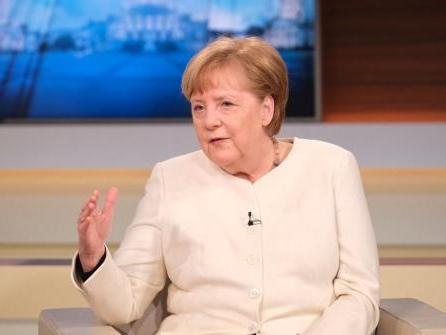 Merkel drängt Länder zum Umsetzen der Notbremse