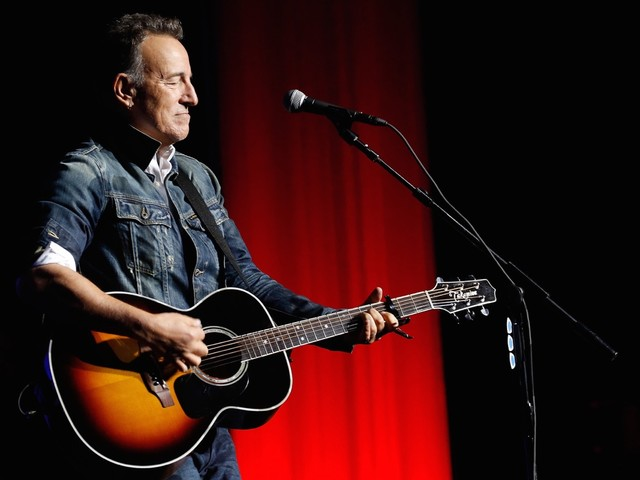 """Bruce Springsteen: """"Western Stars""""-Konzertfilm am 28. Oktober einmalig in allen UCI-Kinos"""