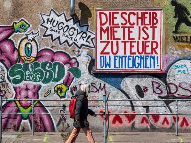 Von Berlin bis Graz: Wohnen wird zum Protestthema
