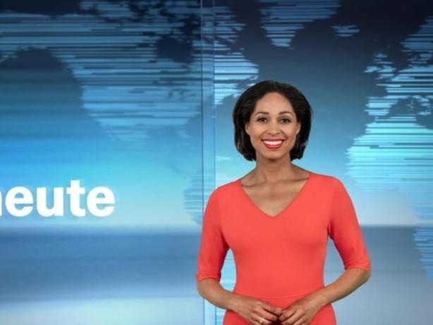 """ZDF-Nachrichten: Jana Pareigis moderiert """"heute"""""""