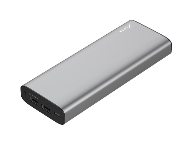 XLayer Powerbank PLUS MacBook: Doppelte Laufzeit für Apple MacBook