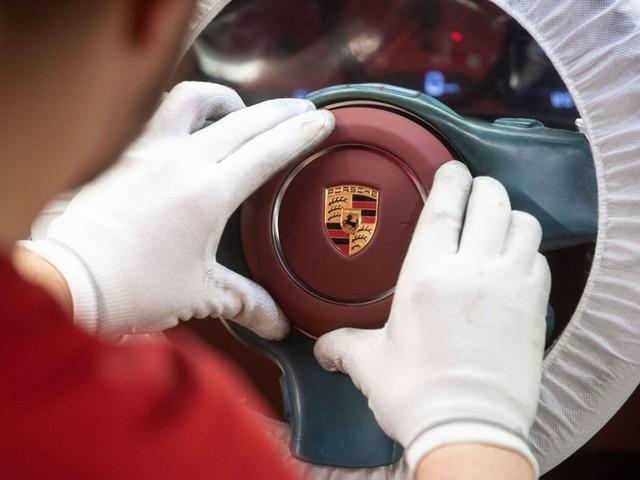 Stuttgart: Porsche-Mitarbeiter erhalten Rekordprämie