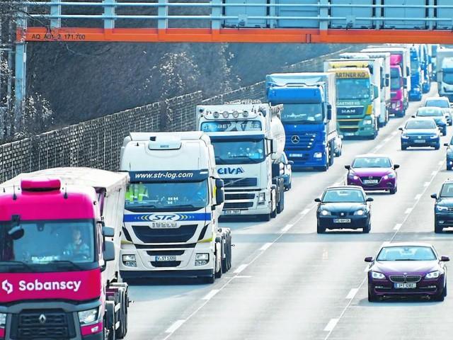 Verkehr: Plus 25 Prozent bis 2030