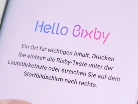 Bixby-Taste von Samsung Galaxy S8 und Note 8 deaktivierbar