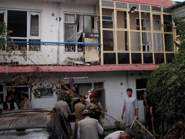 Bericht: Zehn Tote nach US-Luftangriff in Kabul
