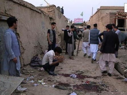 Kabul: Attentäter sprengt sich in die Luft – und reißt Schüler mit in den Tod