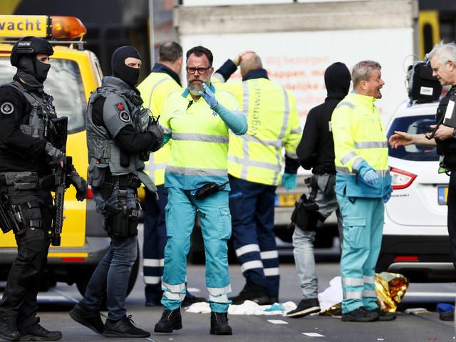 Utrecht: Ein Toter, mehrere Verletzte nach Schüssen in Straßenbahn