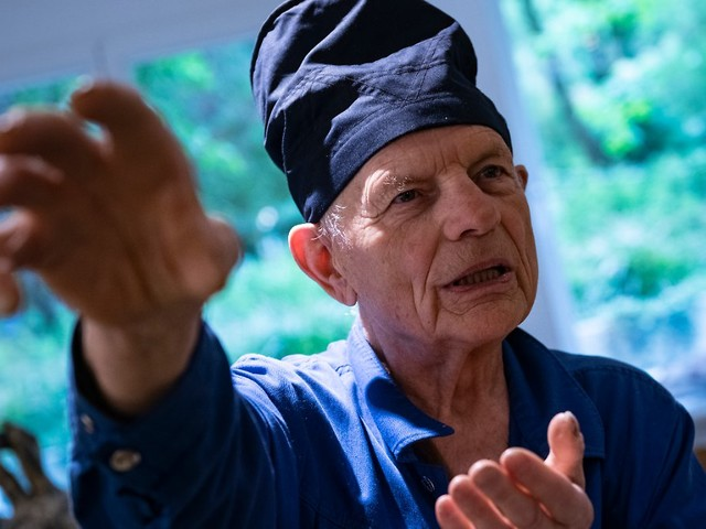 "Ben Wagin wurde 91: Initiator des ""Parlaments der Bäume"" tot"