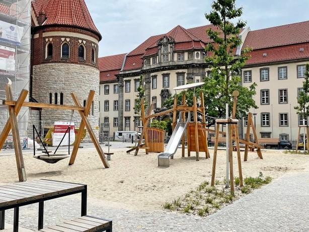 Lichtenberg: Überblick: Hier werden Spielplätze saniert oder neu gebaut