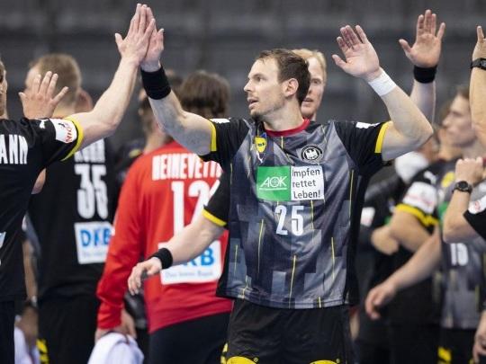 Stuttgart - Deutsche Handballer schließen EM-Qualifikation mit 20. Sieg in Folge ab