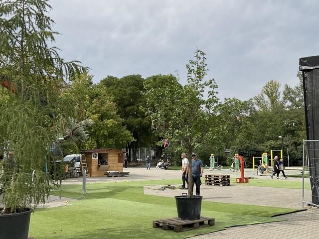 """Vogelweidpark: Das Kulturevent """"Birdie15"""" startet"""
