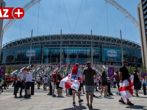Fußball-EM: Stefan Kuntz erklärt: Das macht den Mythos Wembley aus