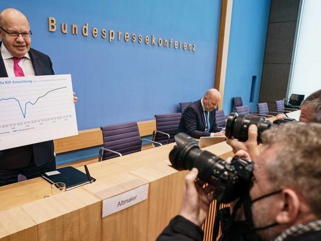 Ende mit Schrecken: Peter Altmaier verabschiedet sich mit schwachen BIP-Zahlen