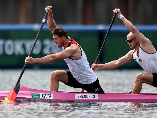 Kanu: Kanusprint: Vier deutsche Boote im Olympia-Halbfinale