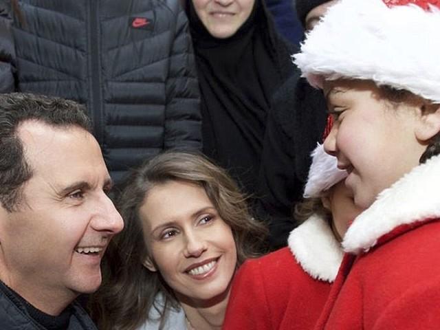 Weihnachten 2017 in Syrien