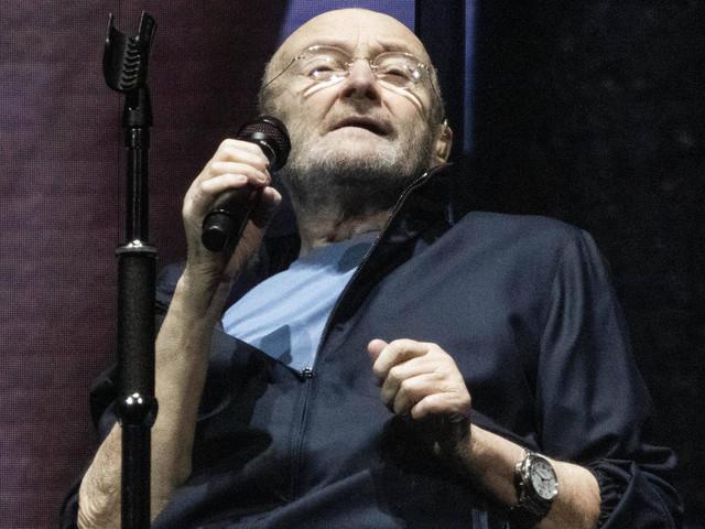 Fans nach Auftritt von Phil Collins besorgt