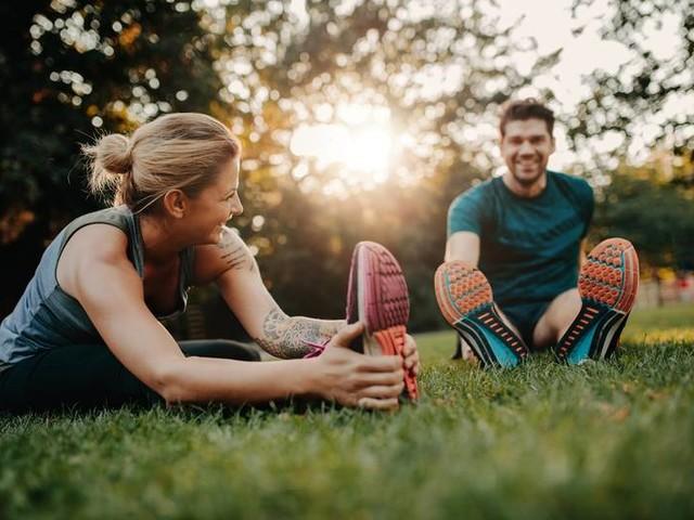Joggen & Yoga: Die besten Dehnübungen nach dem Laufen